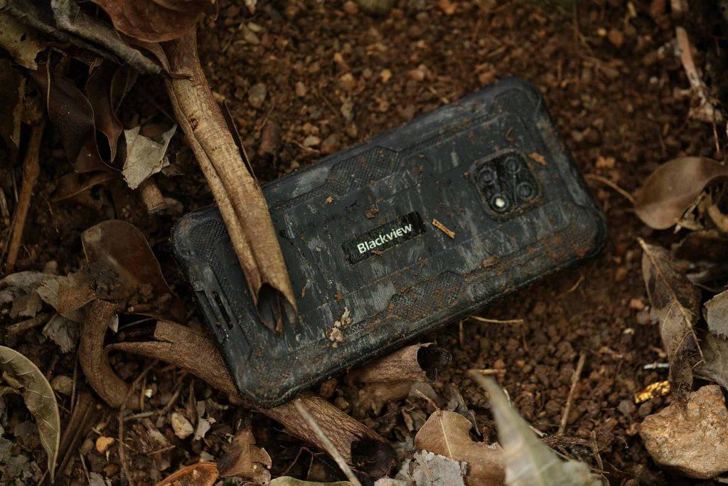 BV6300 Pro Rugged Smartphone